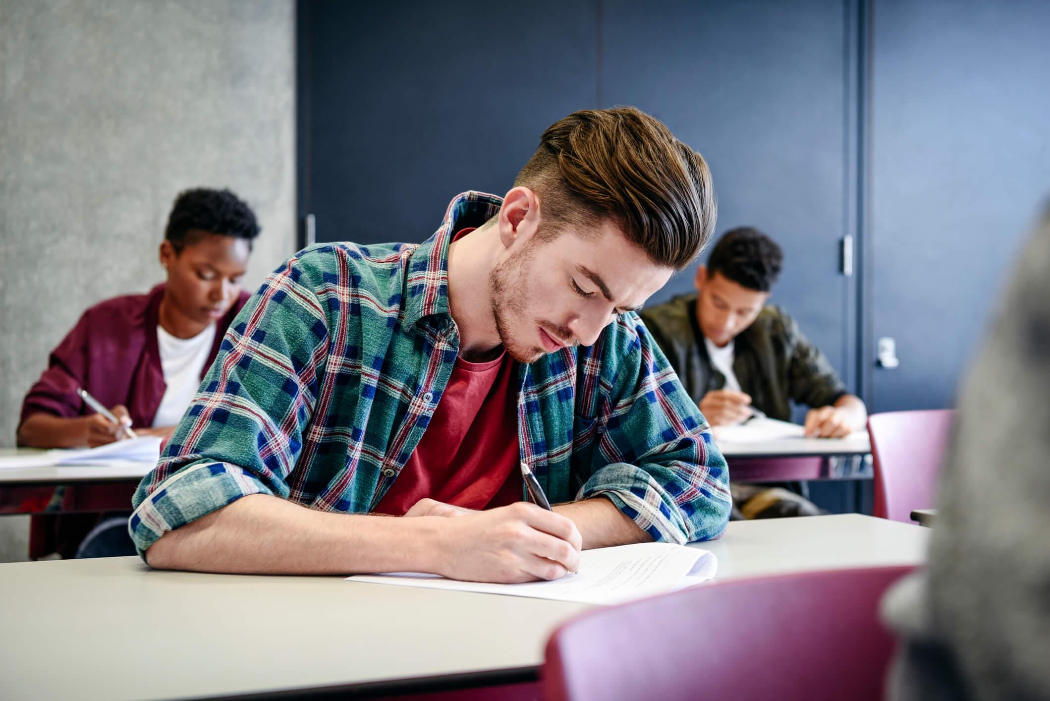 processo seletivo em faculdade particular