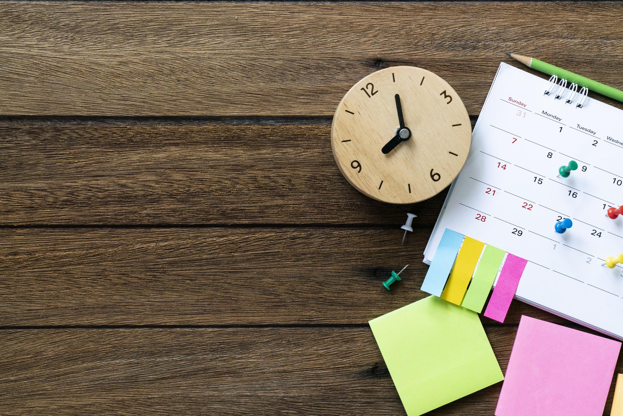 Gestão do tempo e produtividade: domine o quanto antes – FIA