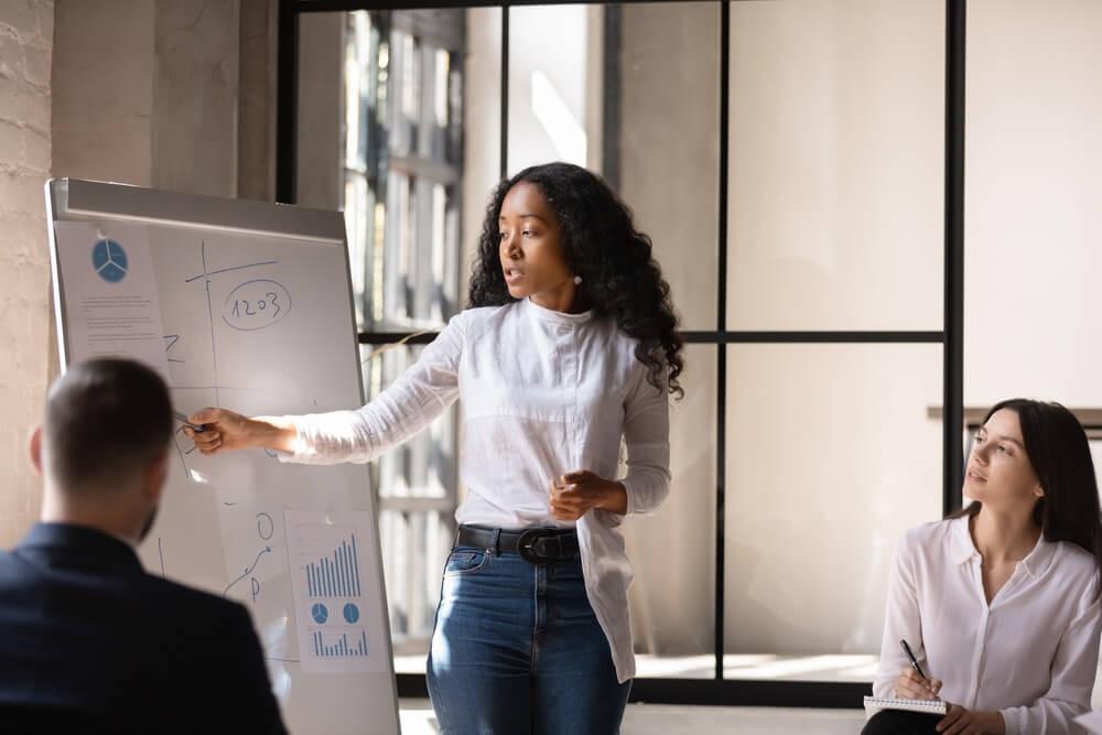 Uma visão geral sobre liderança feminina