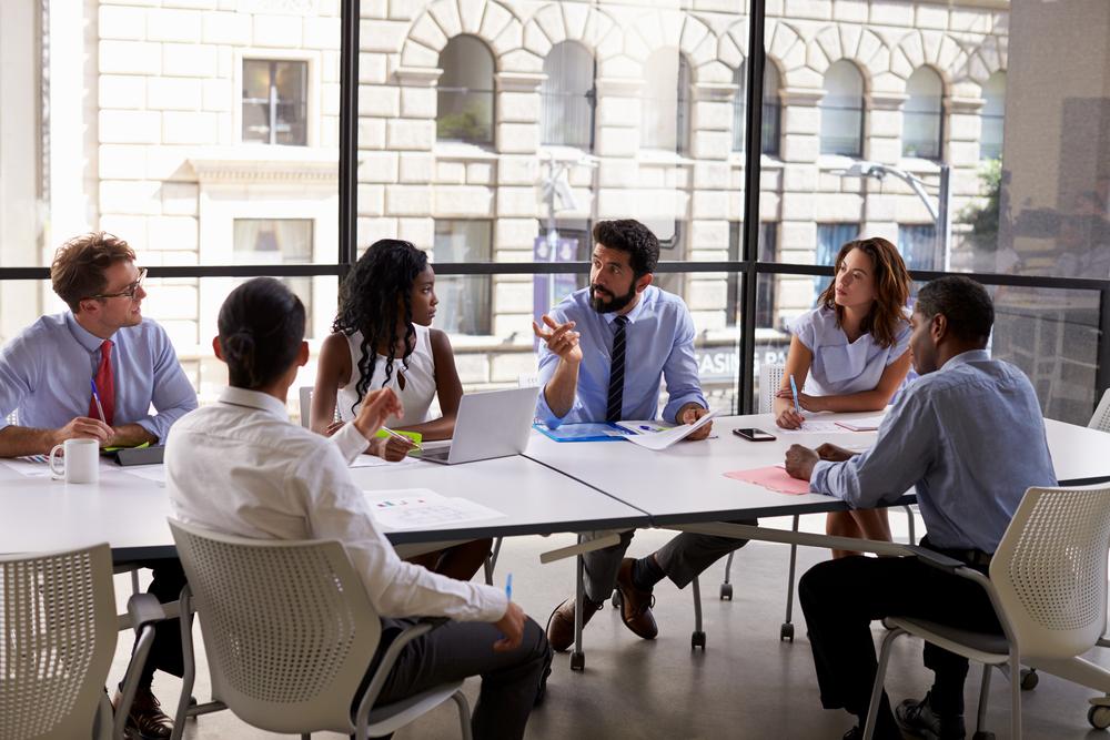 comportamento organizacional grupo