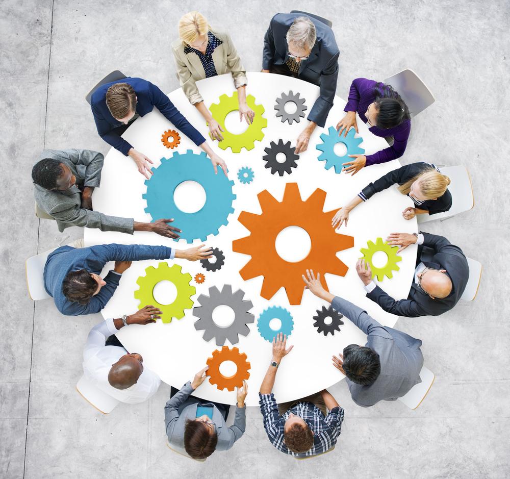 comportamento organizacional reuniao