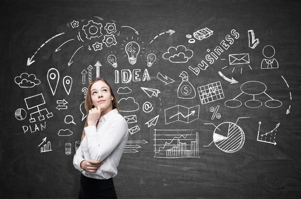 empreendedorismo empreendedora refletindo
