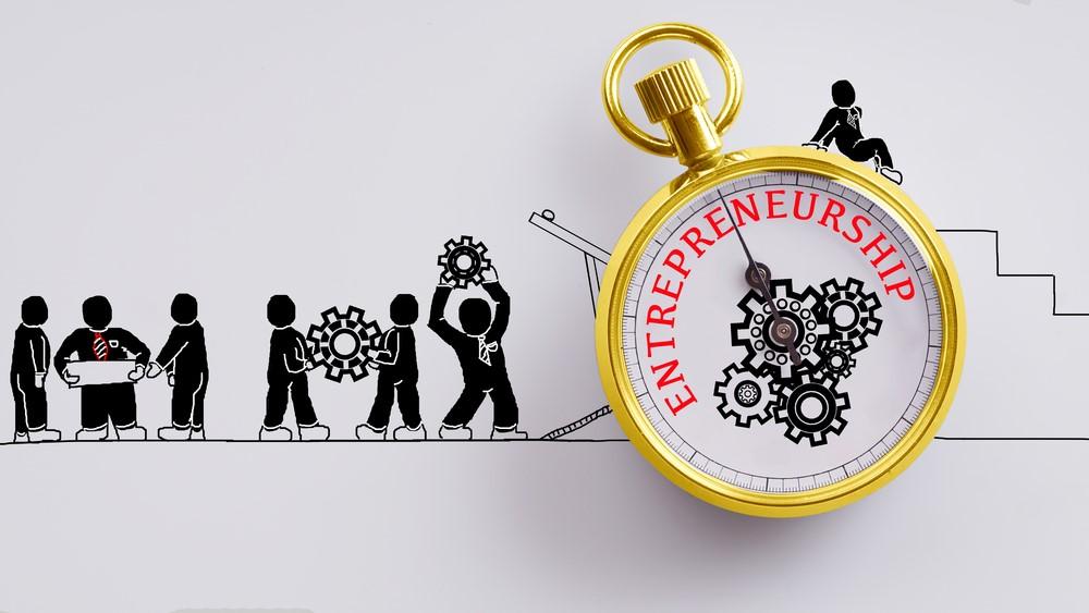 empreendedorismo tempo trabalho