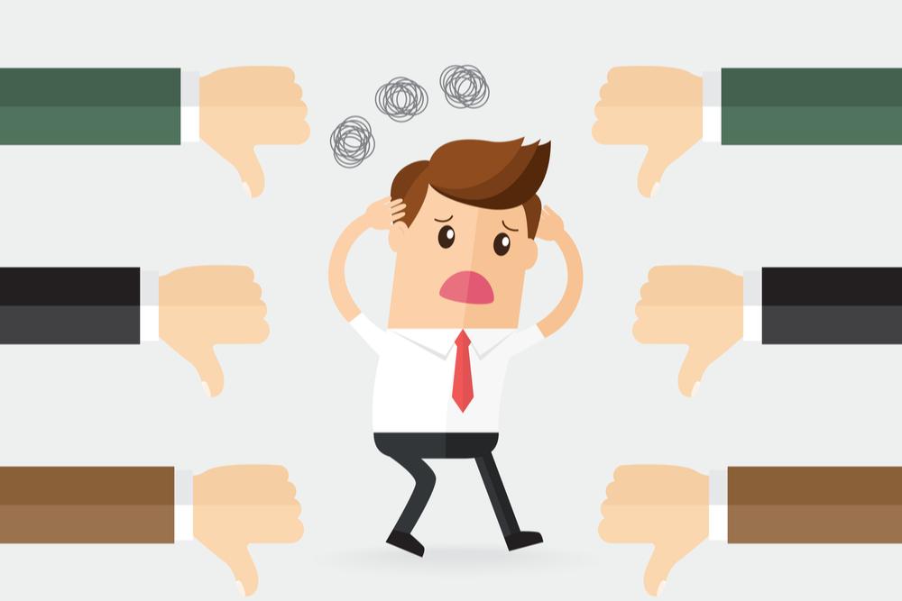 dicas de como fazer feedback negativo