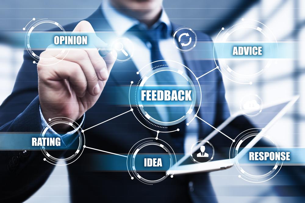 feedback positivo diferentes tipos