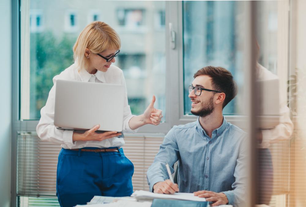 feedback positivo importância nas empresas