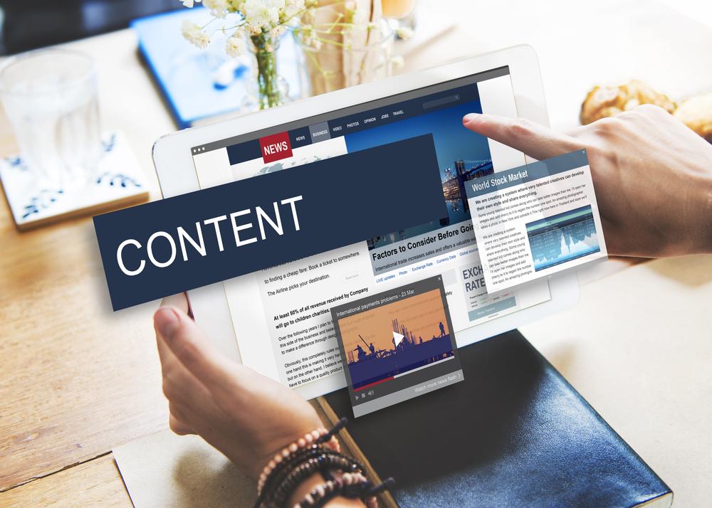 marketing digital o que é conteúdo