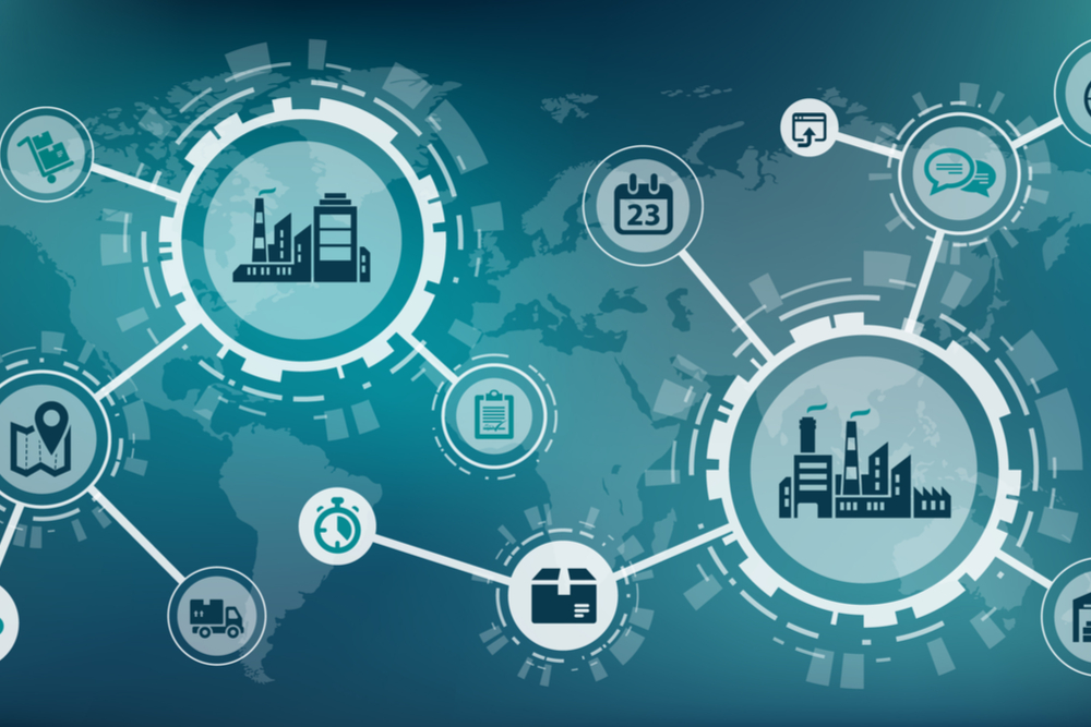 supply chain cadeia de suprimentos