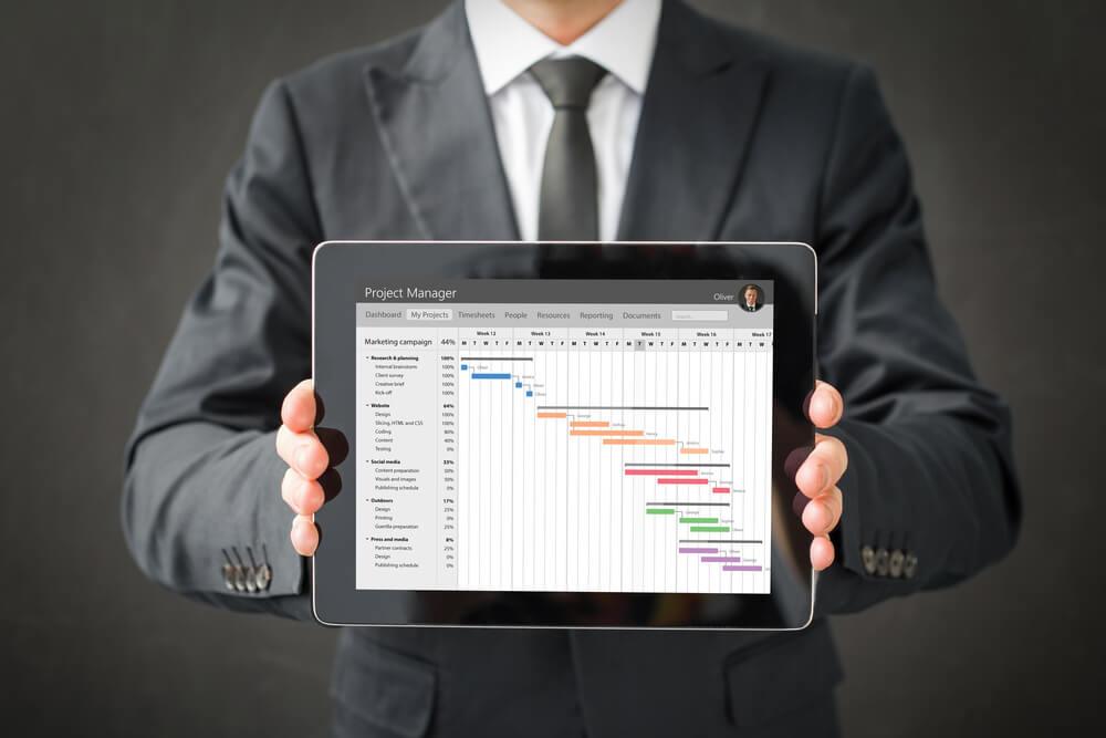 gestão de projetos softwares mais usados