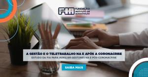 Estudo da FIA para auxiliar gestores